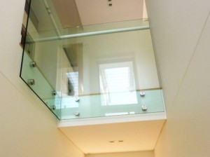 Face fix balustrades