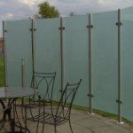 Patio Wind and Privacy Screen